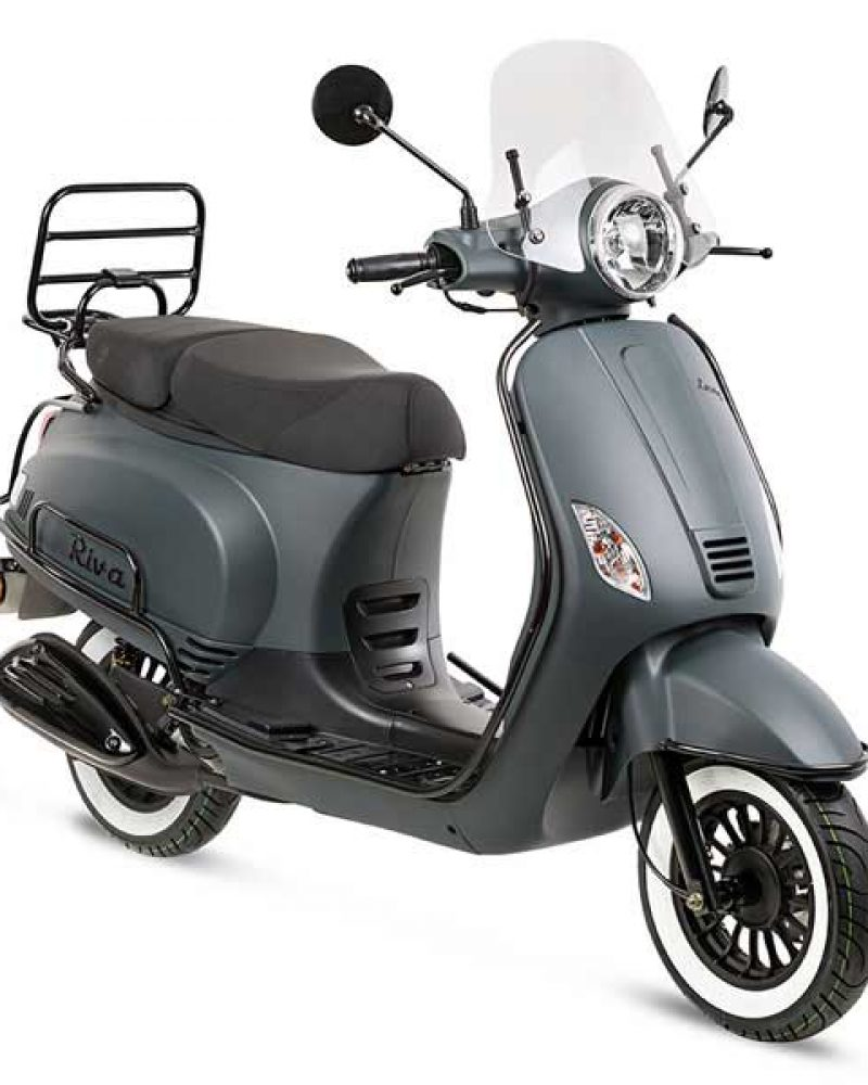ScooterSMART-Znen-Riva-Luxury-Scooter-mat-jeans-blauw-Almere-Vespa-AGM-VX-Iva-BTC